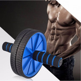 Rueda Crossfit Abdominal Roll Out Doble Rueda Fitness