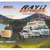 Servicio De Transporte Y Mudanzas De Carga Liviana Y Pesada