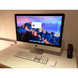 Imac 27 Pulgadas Core I5 10gb Ram Disco 1tb Apple Mac