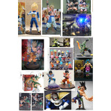 Figuras Dragon Ball Z Juguete Coleccionable Varios Modelos
