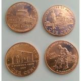 Centavos De Lincoln 2009