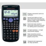 Calculadora Casio Tecn Científica Fx-350es Plus Garantizada