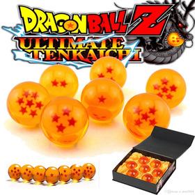 Set 7 Esferas Del Dragon Con Caja Goku Dragon Ball  Z