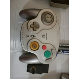 Control Wavebird Nintendo Game Cube Original + Sensor Mando