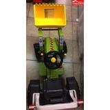 Tractor Infantil A Bateria Recargable Crecer Musical