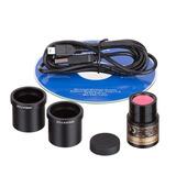 Camara Digital Usb De 5 Megapixeles, Adaptable A Microscopio