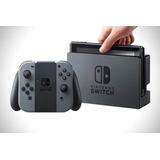 Nintendo Switch Consola Gris + Juego Gratis!!!