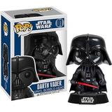 Muñeco Funko Pop Darth Vader Coleccionable Nuevo