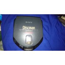 Discman Sony Funcionando Buen Estado