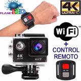 Camara 4k Ultra Hd De Acción /wifi /16mp Tipo Go Pro Hero