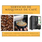 Máquinas De Café. Cafetera A Concesión-alquiler-eventos