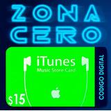Tarjeta Itunes Apple App Store
