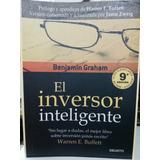 Libro El Inversor Inteligente De Benjamín Graham En Oferta