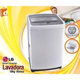Lg Lavadora Smart Inverter 16 Kg Blanco Incluido Iva