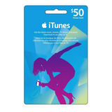 Tarjetas Itunes Usa Store Gift Card Itunes $50 Apps