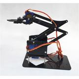 Kit Brazo Robot 4 Gdl - Arduino - Servos Sg90 - Android Bt
