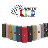 Parlante Bluetooth Impermeable Fm + Aux + Usb + Micro Sd