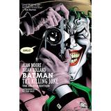 Comic Batman The Killing Joke Nuevo Sellado