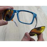 Lentes Para Gafas Rayban Oakley Con Medida Polarizados