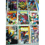 Gran Lote De Comics Marvel (41 Ejemplares)