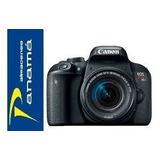 Canon T7i Nuevo Modelo 24.2 Mp  + Estuche Original + Tripode
