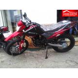 Moto Ranger 250gy-50 250cc Año 2018 Rojo, Negro, Blanco,azul