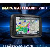 Mapas Actualizados De Ecuador 2018 Gps Garmin