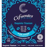 Cuerdas Requinto Pro Ac4 Nickel Plated Cifuentes Strings
