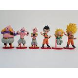 Muñecos Figura Dragon Ball Z Originales 6 En 1