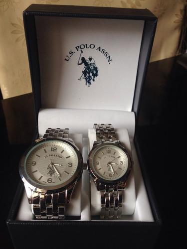 11c348c735a Relojes U.s. Polo Assn. Version De Mujer Y Hombre