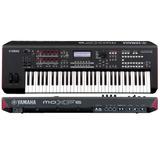 Teclado Yamaha Moxf6 61 Teclas +estuche + Adaptador