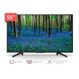 Tv Sony 55 4k Smart Uhd 55x725f Garantia Local 2 Años.
