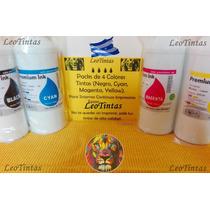 Tintas Packs 4 Litros Para Epson L Originales Premium®