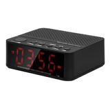 Radio Reloj Despertador Parlante Bluetooth Micro Sd Fm Mp3