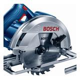 Sierra Circular Bosch 7 1/4 Pulgadas 1500w Modelo Gks 150
