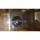 Toca Discos, Radio, Cassette Marca  Nacional Panasonic.