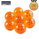 7 Esferas Del Dragon 15cm Tamano Original Edicion Limitada