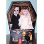 Edgar Allan Poe & Annabel Lee - Living Dead Dolls (toys)