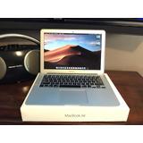 Macbook Air A1466 - 256gb 8ram I5 Vendo O Cambio