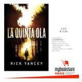 Libro La Quinta Ola - Rick Yancey, Libro Nuevo Oferta