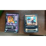 Cartas De Dragon Ball Z Y Gt De Colección