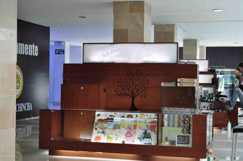 Mueble vitrina estantes tipo isla para centro comercial us - Centro comercial del mueble ...