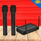 Microfono Inalambrico Italy Audio Itl460 Vhf Dual Channel