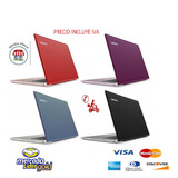 Portatil Laptop Lenovo Ideapad 320 4gb 1tb 15.6 Intel Celero