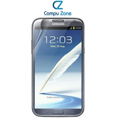 Mica Transparente Samsung Galaxy Note 2 N7100
