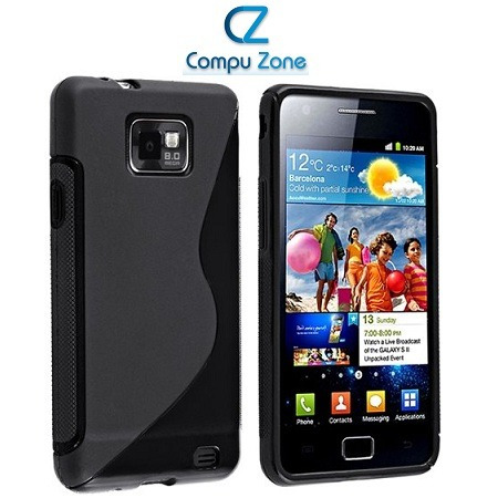 Protector Case De Poliuretano Samsung Galaxy S2 I9100 - I777