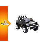 Carro A Bateria Tundra Negro / Blanco Gratis Seguro Inc Iva