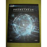 Prometheus Collector's Edition 3d + Dvd + Blu-ray + Digital