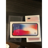 Iphone X ,8,7, Pluscualquier Capacidad/color 32 128 64 256gb