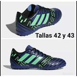 Pupillos adidas Originales Nemeziz Messi17.4 T.  42 43